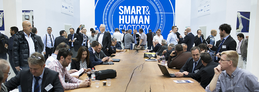 Ligna 2019 Smart Human factory baner new
